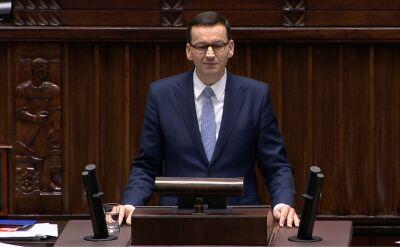 Premier: będziemy kontynuować reformę w obszarze wymiaru sprawiedliwości