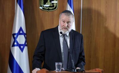 """Netanjahu nazwał postawienie go w stan oskarżenia """"zamachem stanu"""""""