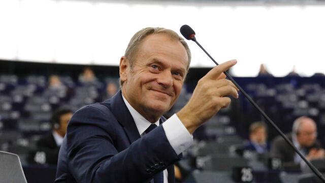 Donald Tusk bez kontrkandydatów  w Europejskiej Partii Ludowej