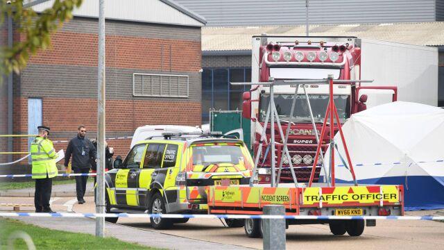 Trzeci zatrzymany w związku  z makabrycznym odkryciem w Essex