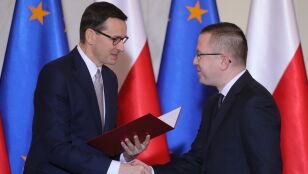 Premier powołał kierownictwo KPRM.  Jest nowy szef gabinetu politycznego