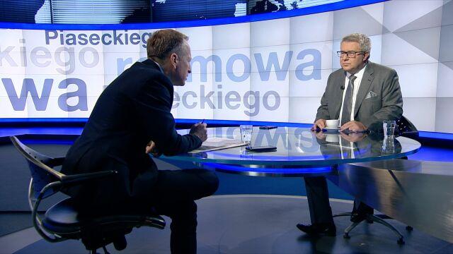 Czarnecki o wyroku TSUE: nie spełnił oczekiwań opozycji