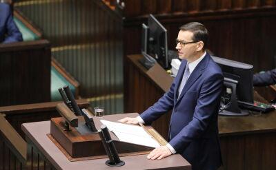 Premier: otrzymaliśmy od Polaków silny, rekordowy mandat, który wynika z rekordowej liczby głosów oddanych na nasze ugrupowanie