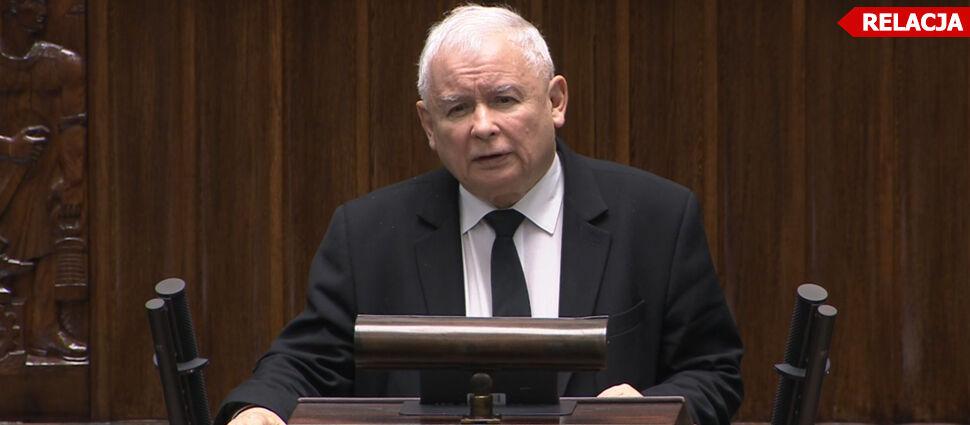 Kaczyński: Polska jest pod względem społecznym  i gospodarczym inna niż cztery lata temu
