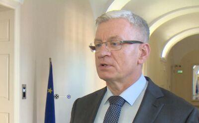 Rozmowa z Jackiem Jaśkowiakiem o jego kandydaturze w prawyborach prezydenckich Koalicji Obywatelskiej