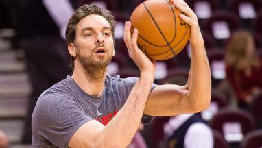 Dwukrotny mistrz NBA zwolniony z kontraktu. Przegrał z kontuzją stopy