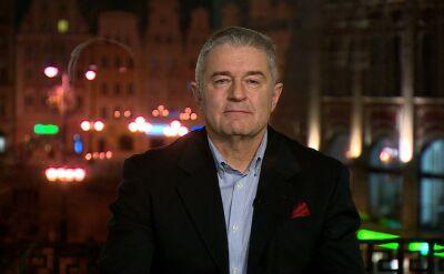 Frasyniuk: rozumiem Biedronia, że nie pójdzie w koalicji w wyborach do europarlamentu