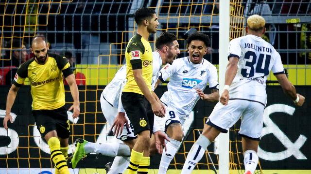 Borussia się potknęła. Prowadziła 3:0, a i tak nie wygrała