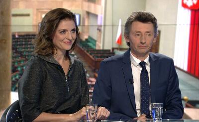 """Joanna Mucha i Maciej Gdula w """"Faktach po Faktach"""". Cała rozmowa"""