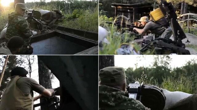 """Kilkunastu zabitych i kilkudziesięciu rannych. W walkach """"zginęli żołnierze GRU"""""""