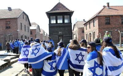 Prezydenci Polski i Izraela wspólnie w Marszu Żywych