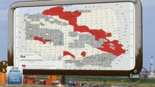 Gdzie w Polsce szukać niekonwencjonalnych złóż gazu (TVN24)