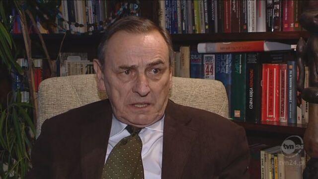 Zbigniew Romaszewski wspomina Havla