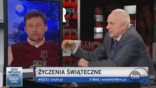 Świąteczny duch/TVN24