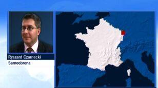 - Nie przeprowadzam zamachu stanu, chcę tylko, żeby Samoobrona została w koalicji - mówi Ryszard Czarnecki