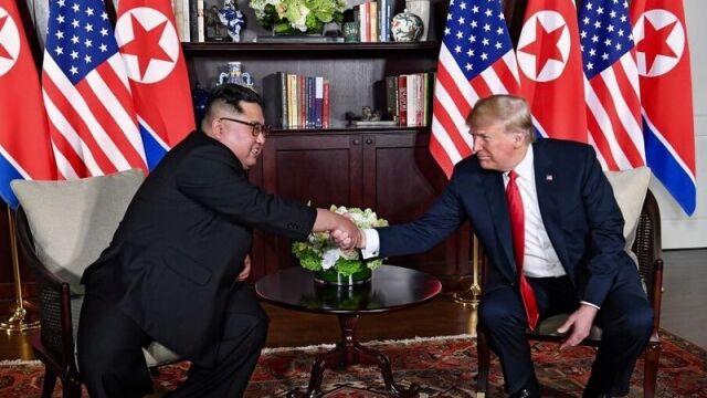 Trump: zabawnie patrzeć na ludzi, którym od lat się nic nie udaje, a mówią mi, jak negocjować