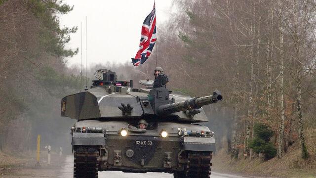 Brytyjskie wojsko będzie ćwiczyć w Polsce