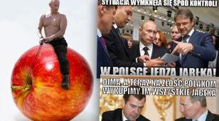 Internauci kpią z Putina. Zobacz najlepsze memy