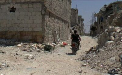 """""""Groźba interwencji ma być straszakiem dla Syrii"""""""