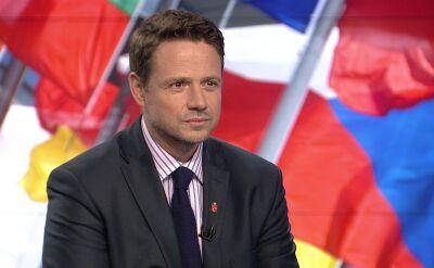 Trzaskowski: PiS nie miał żadnej pozytywnej propozycji