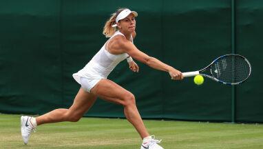 Piąte podejście Linette. Polka chce przełamać klątwę Wimbledonu