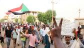 Demonstracje w Sudanie