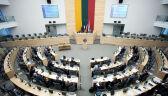 Sejm Republiki Litewskiej (wideo archiwalne)