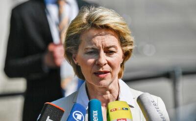 Ursula von der Leyen kandydatką na szefową Komisji Europejskiej