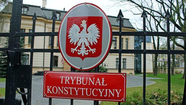 Trybunał Konstytucyjny zdecyduje  dziś o sobie i o prezes Gersdorf