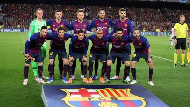 Najstarsza jedenastka w historii. Trener Barcelony postawił na doświadczenie