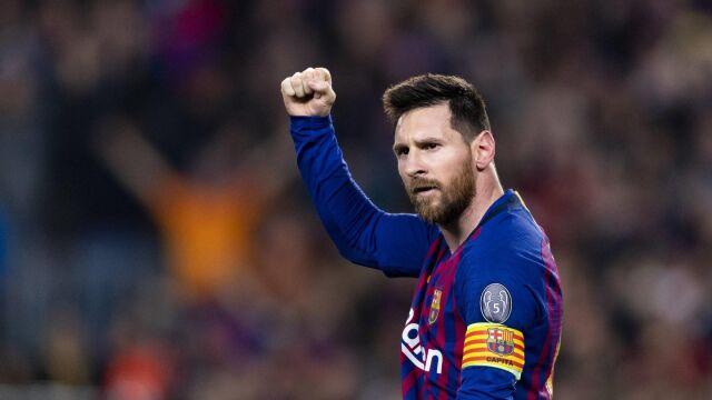 Messi najbogatszym sportowcem świata. Pierwszy taki sukces Argentyńczyka