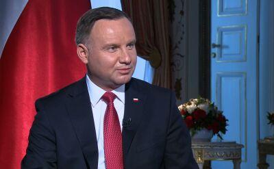 Prezydent: nie wiem jaką formułę będzie tu chciał przyjąć pan przewodniczący Tusk