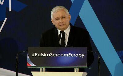 Kaczyński: jeśli PO-PSL odzyska władzę, będzie łamanie praw obywatelskich