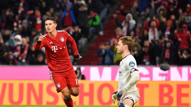 """James Rodriguez odejdzie z Bayernu. """"Relacje nie do naprawienia"""""""