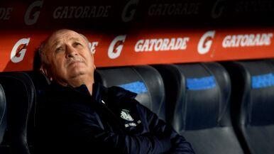 Druga próba szybko zakończona. Scolari nie jest już trenerem Cruzeiro
