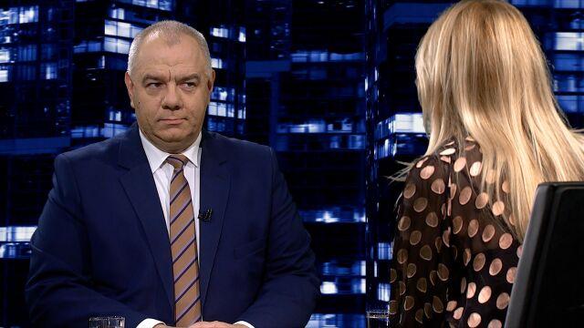 """Jacek Sasin był gościem """"Kropki nad i"""""""