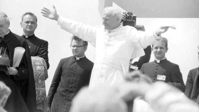 Watykanista: w czasie konklawe wybór kardynała Wojtyły uważano za niemożliwy