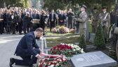 Odsłonięto nagrobek polskiego konsula. W czasie wojny ratował Żydów
