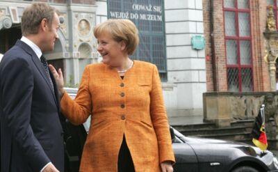 """""""Tusk może wejść w bezpośredni konflikt z Niemcami"""""""