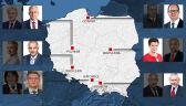 Zobacz kto wygrał w największych polskich miastach