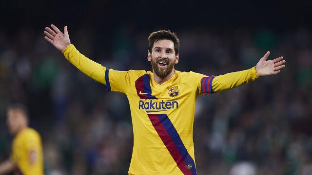 Barcelona nie skapitulowała. Opuściła Sewillę z kompletem punktów