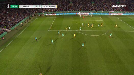 Bajeczna technika Reyny. Fantastyczny gol na pocieszenie dla BVB