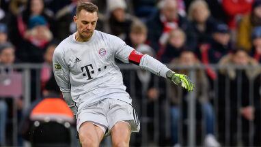 Guardiola chciał wystawić bramkarza w pomocy Bayernu.