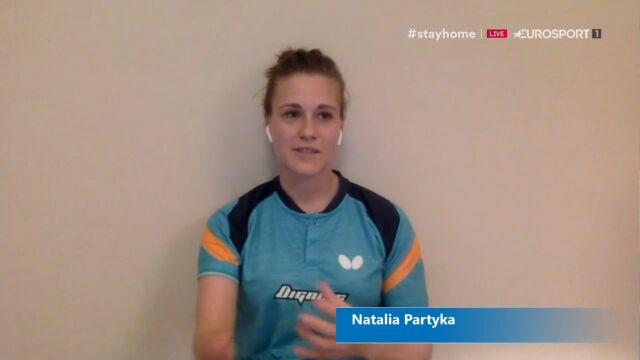 Natalia Partyka: tenis stołowy stał się bardziej dynamiczny