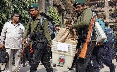 Niespokojne wybory w Bangladeszu