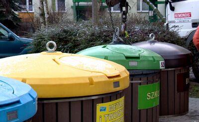 Samorządy w sprawie segregacji odpadów mają czas do 2020 roku