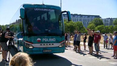 Polscy piłkarze  wrócili do kraju