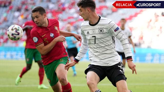 Portugalia - Niemcy [RELACJA]