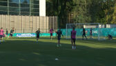 Trening Włochów przed meczem ze Szwajcarią w fazie grupowej Euro 2020