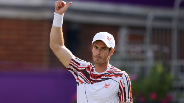 """Byli triumfatorzy wystąpią w Wimbledonie. Rozdano """"dzikie karty"""""""